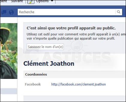 Controler L Aspect De Sa Page Facebook Tous Les Navigateurs Web
