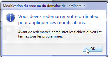 Changer Le Nom De Son Ordinateur Windows 7