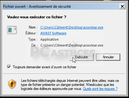 aswclear.exe gratuitement