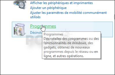 Pc astuces retrouver le client telnet windows 8 - Activer bureau a distance windows 8 ...
