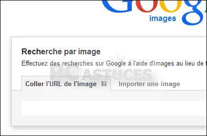 Trouver l'origine d'une image - Tous les navigateurs Web