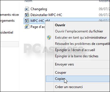 Pc astuces ajouter des raccourcis sur le bureau windows 8 1 - Creer raccourci bureau windows 8 ...