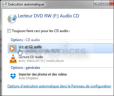lecteur audio de pdf windows