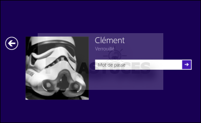 Verrouiller son ordinateur en cas dabsence windows 8.1