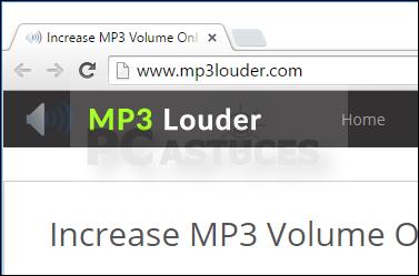un augmentateur de volume