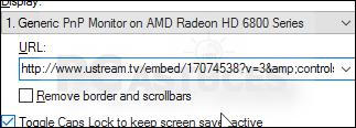 Windows 10 reglage ecran de veille