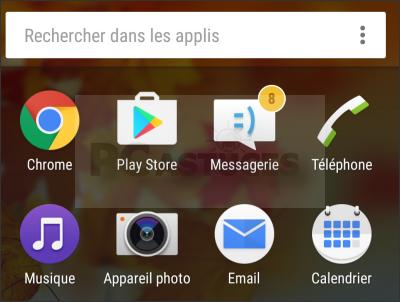 applications de datation pour Android