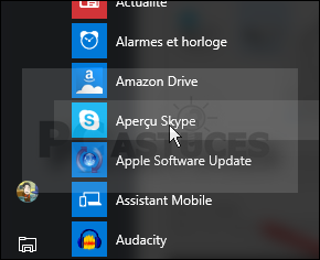 impossible de telecharger skype sur windows 10