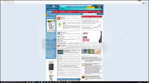 Agrandir rapidement une fen tre windows 10 for Reduire fenetre