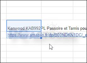 Tronquer Ou Faire Aller A La Ligne Les Textes Trop Longs Google Sheets