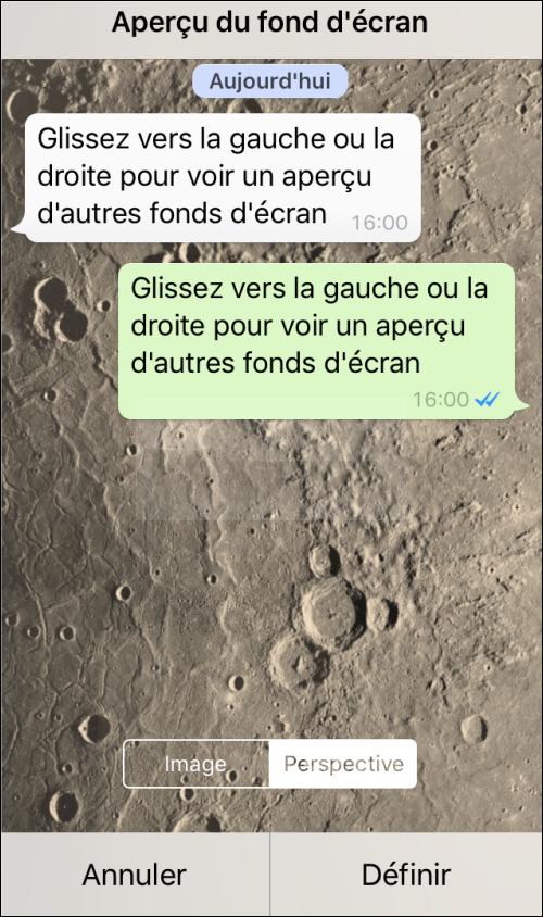 Changer L Arriere Plan Des Discussions Whatsapp Ios Et Android