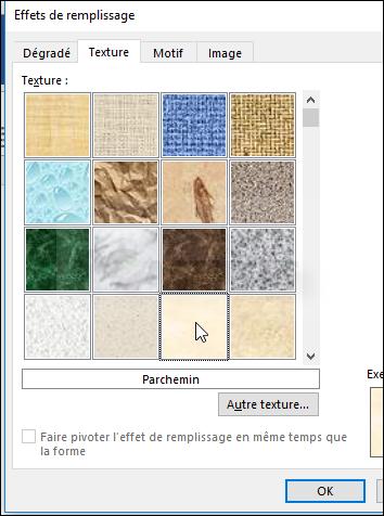 Ajouter Une Texture En Fond De Document Word