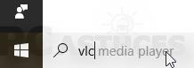 Réinitialiser le lecteur multimédia - VLC 5617-1