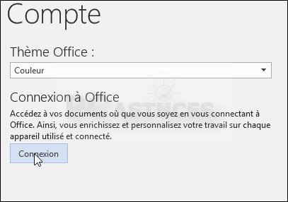 Forcer l'enregistrement des documents dans OneDrive - Word 5625-2