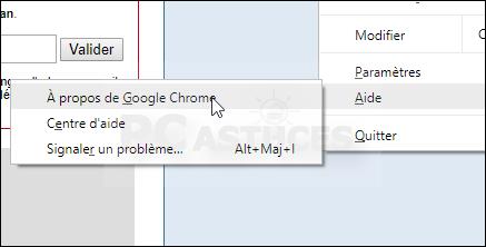 Mettre à jour son navigateur - Google Chrome 5627-2