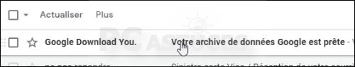 Télécharger toutes les données de son compte Google Drive d'un coup - Tous les navigateurs Web 5639-10