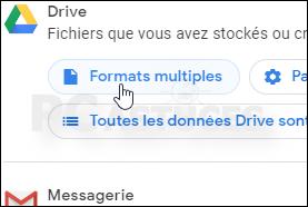 Télécharger toutes les données de son compte Google Drive d'un coup - Tous les navigateurs Web 5639-4