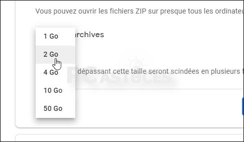 Télécharger toutes les données de son compte Google Drive d'un coup - Tous les navigateurs Web 5639-8