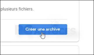 Télécharger toutes les données de son compte Google Drive d'un coup - Tous les navigateurs Web 5639-9