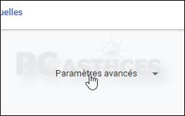Désactiver la traduction automatique - Google Chrome 5652-2