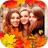 Cadres photo d'automne