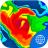 Radar météo monde