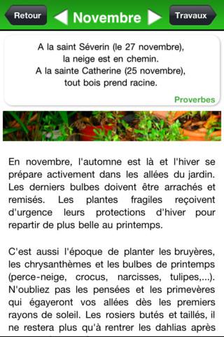 Calendrier des travaux du jardin pc astuces for Calendrier travaux jardin