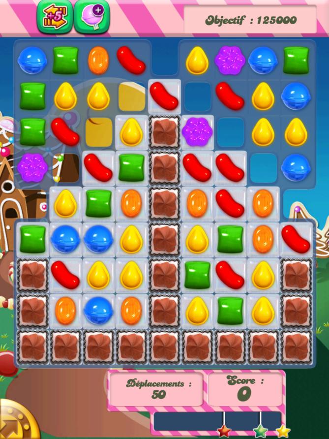 Jouez a Candy Crush sur PC avec cette version flash en ligne gratuite du jeu Candy Crush Saga!