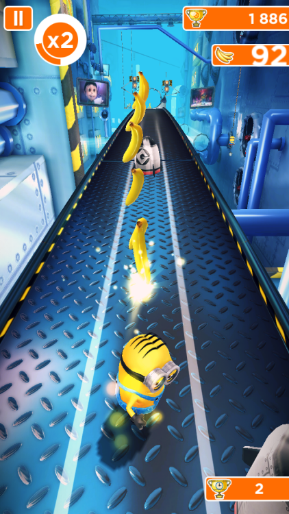 Moi moche et m chant minion rush pc astuces - Mechant minion ...