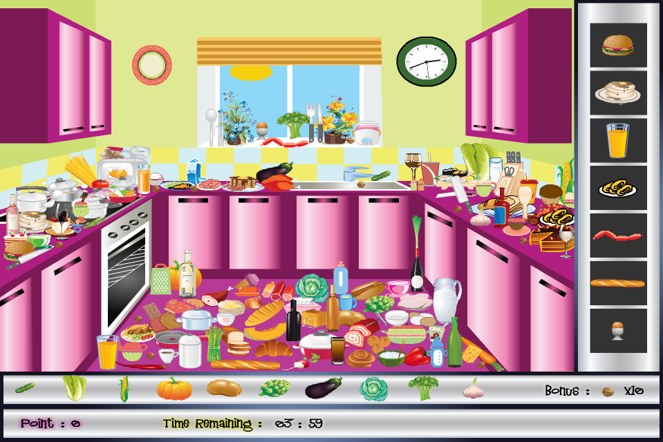 Objet cach dans la cuisine pc astuces - Objet cuisine ...