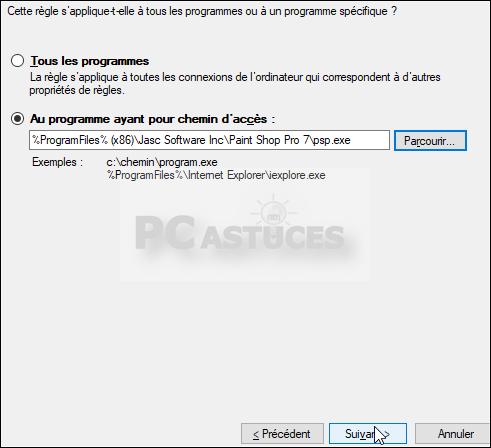 Empêcher un logiciel d'accéder à Internet Bloquer_logiciel_internet_10