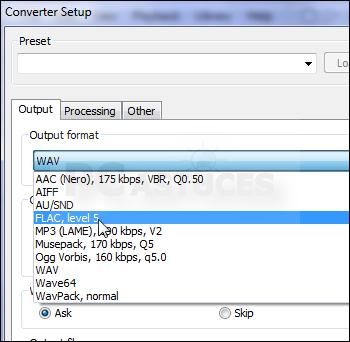 Convertir un CD Audio en FLAC Cdaudio_flac_27