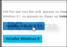 installation win 8 cle usb
