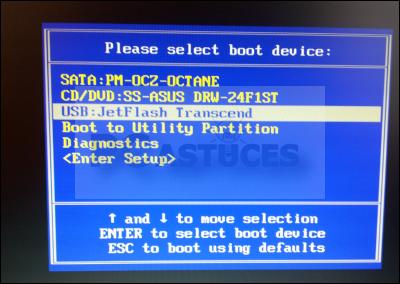 <b>Créer</b> <b>une</b> <b>clé</b> <b>USB</b> <b>bootable</b> <b>pour</b> <b>Windows</b> 8 avec Win8USB