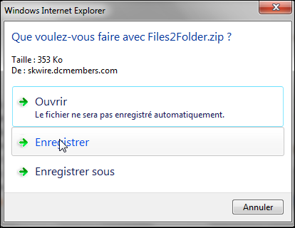 Créer un dossier à partir des fichiers sélectionnés Creer_dossier_fichier_01