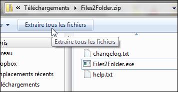 Créer un dossier à partir des fichiers sélectionnés Creer_dossier_fichier_03