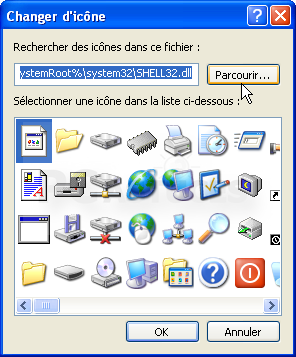 Pc astuces cr er ses ic nes - Icone bureau disparu windows 7 ...