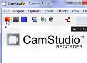 CAMSTUDIO 2.6 TÉLÉCHARGER