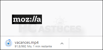 Envoyer un fichier volumineux de manière sécurisée avec Firefox Send Firefox_send_10