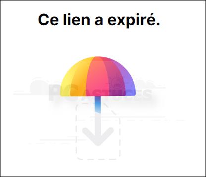Envoyer un fichier volumineux de manière sécurisée avec Firefox Send Firefox_send_11