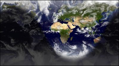 [TUTO] Utiliser une photo actualisée de la terre en fond d'écran d'Ubuntu 1