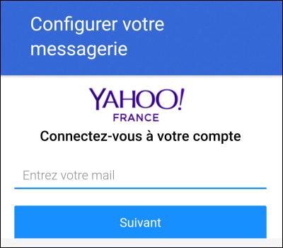 Gmailifier un compte Yahoo!, Outlook ou Orange Gmailify_05