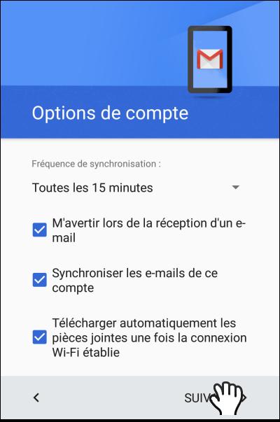 Gmailifier un compte Yahoo!, Outlook ou Orange Gmailify_07