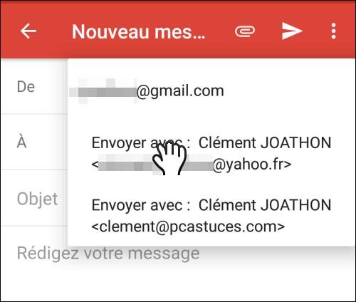 Gmailifier un compte Yahoo!, Outlook ou Orange Gmailify_17