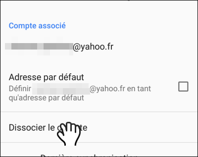 Gmailifier un compte Yahoo!, Outlook ou Orange Gmailify_19