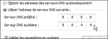 Accélérer la navigation sur le Web Google_dns_opendns_10