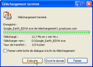 telecharger google earth pour win 10