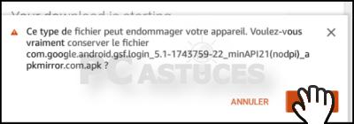 PC Astuces - Installer Google Play sur une tablette Amazon Kindle