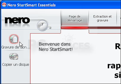 TÉLÉCHARGER NERO STARTSMART ESSENTIALS GRATUIT