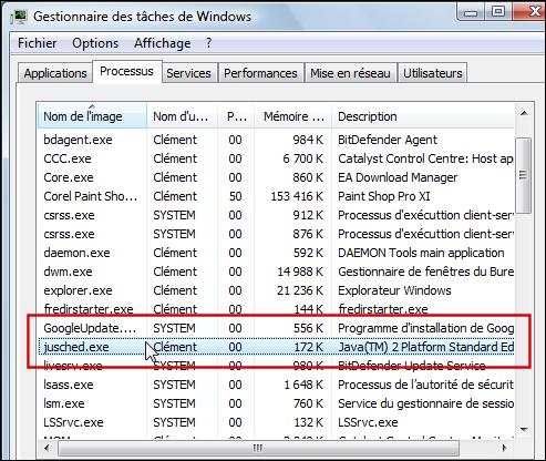 PC Astuces - Tout savoir sur le service jusched.exe